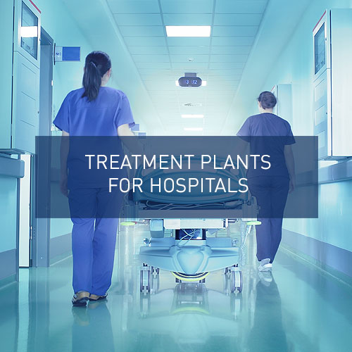 Treatment Plants for Hospitals